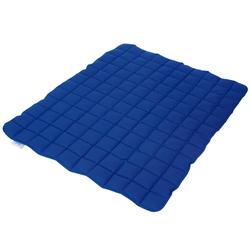Paw & Pillow Hundedecke - Hundebett Blau - Größe XXL