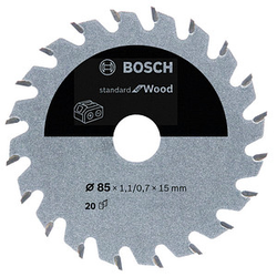 BOSCH Standard for Wood Kreissägeblatt 85,0 mm