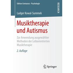 Musiktherapie und Autismus: eBook von Ludger Kowal-Summek