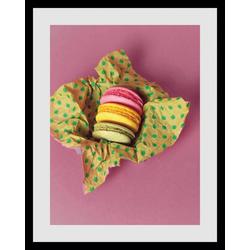 queence Bild Macarons, (1 Stück) 50 cm x 60 cm
