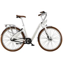 E Bike Damen CF1 FM M Weiss