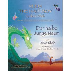 Neem the Half-Boy -- Der halbe Junge Neem als Taschenbuch von Idries Shah