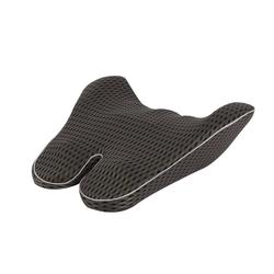 BIGTREE Lendenkissen Sitzkissen, ergonomisches Rückenkissen, Memory Foam