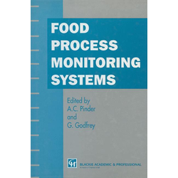 Food Process Monitoring Systems als Buch von G. Godfrey/ A. C. Pinder
