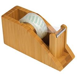 WEDO Tischabroller Bambus braun