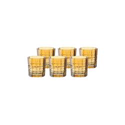LEONARDO Whiskyglas SPIRITII Whiskyglas S.O.F. 0,17l amber 6er Set (6-tlg)