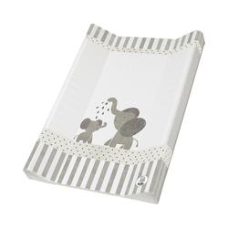 Rotho Babydesign Wickelauflage Keilwickelauflage, 50 x 70 cm, Koala grau