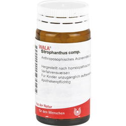 STROPHANTHUS COMP.Globuli 20 g