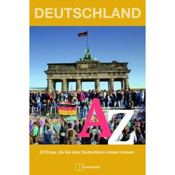 AZ Deutschland als Buch von Günther Nonnenmacher