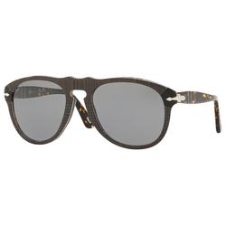 PERSOL Sonnenbrille PO0649 grau M
