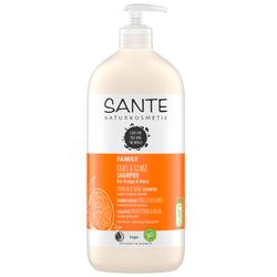 SANTE Kraft & Glanz Shampoo Bio-Orange & Kokos 950 ml