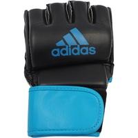 adidas Grappling Training Boxhandschuhe schwarz/blau, L