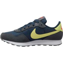 Nike MD Valiant Sneaker Kinder in deep ocean-limelight-iron grey, Größe 35 1/2 deep ocean-limelight-iron grey 35 1/2