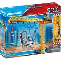 Playmobil City Action RC-Baukran mit Bauteil