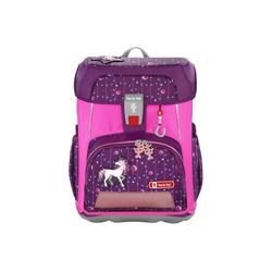 Step by Step Rucksack-Regenschutz Neon Pull-Over für das Schulranzenmodell Cloud rosa