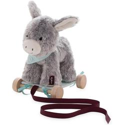 Kaloo Nachziehtier Les Amis Esel bunt Kinder Nachzieh- Schiebespielzeug Baby Kleinkind Nachziehspielzeug