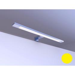 kalb Spiegelleuchte kalb LED Badleuchte Badlampe Spiegellampe Spiegelleuchte Möbellampe 450mm alu eloxiert