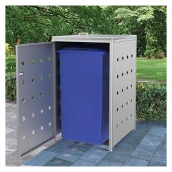 vidaXL Mülltonnenbox 240 l