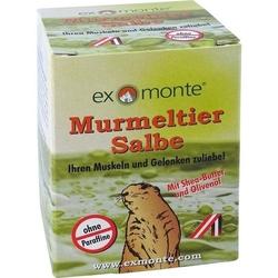 MURMELTIER SALBE ohne Paraffine 100 ml