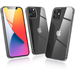 Wisam Smartphone-Hülle Wisam® Apple iPhone 12 / 12 Pro (6.1) Silikon