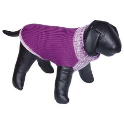 Nobby Hundepullover Fargo lila, Länge: 26 cm