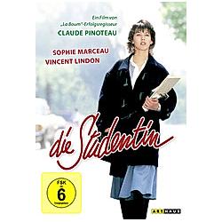 Die Studentin - DVD  Filme
