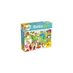 Lisciani Puzzle Baby Farm, Puzzleteile