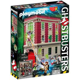 Playmobil Ghostbusters Feuerwache (9219)