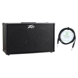 Peavey 212 Extension Gitarrenbox Set inkl. Kabel