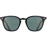 Ray Ban RB4258 601/71 50-20 black/green classic