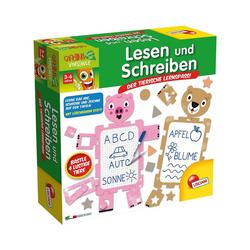 Lisciani Lernspielzeug Lesen und Schreiben