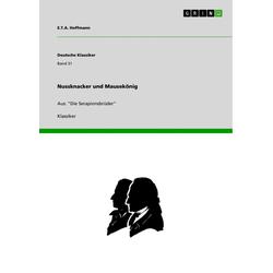 Nussknacker und Mausekönig als Buch von E. T. A. Hoffmann