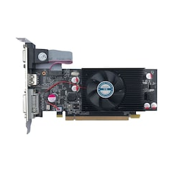 Geforce Chipset Video Graphics Card GT610 1GB DDR2 for PC and LP Case