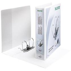 Leitz Präsentationsordner Premium 4225 DIN A4, Überbreite Rückenbreite: 80mm Weiß 42250001