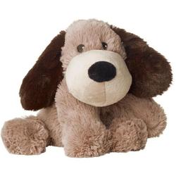 Wärme-Stofftier Hund Gary Snout