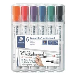 6er-Pack Whiteboard-Marker »Lumocolor 351 WP6«, Staedtler