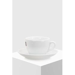 New York Cappuccinotasse weiß