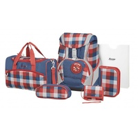 Sammies by Samsonite Ergofit 2.0 7-tlg. Classic Checks
