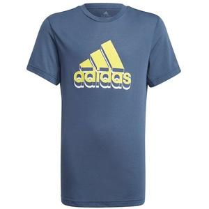 Adidas Kinder T-Shirt B.A.R- PRIME TEE - CRENAV/ACYEL