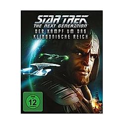 Star Trek: The Next Generation - Der Kampf um das klingonische Reich - DVD  Filme