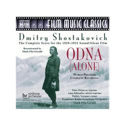 Frankfurt Rso, FITZ-GERALD/FRANKFURT RSO - Odna (Alone) (CD)