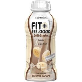 Layenberger Fit+Feelgood Slim Schoko-Banane Shake 6 x 312 ml