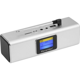 Technaxx MusicMan BT-X29 silber