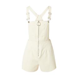 Missguided Damen Jumpsuit creme, Größe 10, 4993495