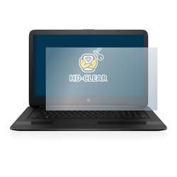 BROTECT Schutzfolie für HP Notebook 17-x159ng, Folie Schutzfolie klar