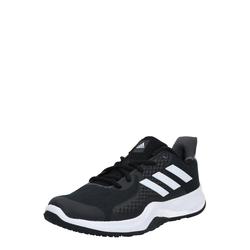 ADIDAS PERFORMANCE Damen Sport-Schuh 'FitBounce Trainer' weiß / schwarz