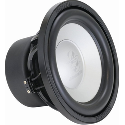 Ground Zero Subwoofer (Ground Zero GZPW 10SQ, 25 cm High-End SQ Subwoofer)