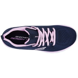 SKECHERS Graceful Get Connected navy-rose/ white, 38