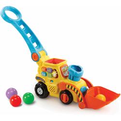 Vtech Spielzeug-Bagger Ballspaß Bagger bunt Kinder Ab 12 Monaten Altersempfehlung Spielzeugfahrzeuge