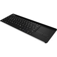 KeySonic KSK-5220BT Bluetooth Tastatur DE schwarz (22111)
